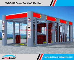 Automobile di lavaggio della baia della lavatrice/traforo dell'automobile di servizio di auto con il nastro trasportatore