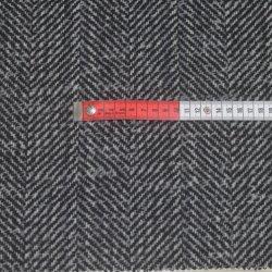 Auf lager Houndstooth Herringbone zweiseitiges Woolen Gewebe für Obere