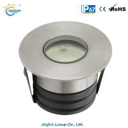미니 실외 LED 인그라운드 라이트 매입형 LED 계단 조명 계단 라이트 덱 라이트 풍경 업 라이트 IP67 LED 지하 라이트 스테인리스 스틸 문자반 커버 포함