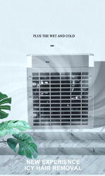 産業換気のための低雑音の軸蒸気化の空気クーラー
