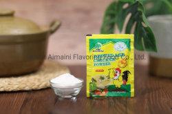 L'assaisonnement Msg de poulet poulet halal comprennent de condiments peptidase