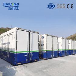 Transporte Long-Distance com o recipiente de tempo de entrega excepcionalmente curto de tratamento de lixiviados de Purificação de Água