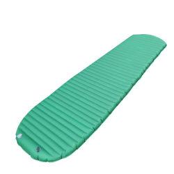 فرش النوم القابل للنفخ في الهواء الطلق والمبطنة للماء والمبطنة للخيام