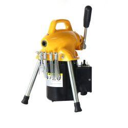 سعر المصنع A75 ماكينة تنظيف الأنابيب الكهربائية لتصريف مياه الصرف الصحي التنظيف