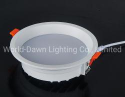Verzonken ronde en vierkante decoratieve paneelverlichting SMD LED-plafond Paneellamp