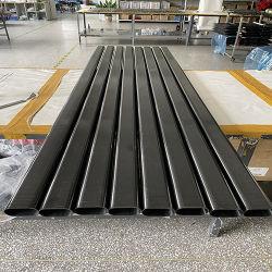 Tubo ovale in fibra di carbonio da 1,6 mper la vendita