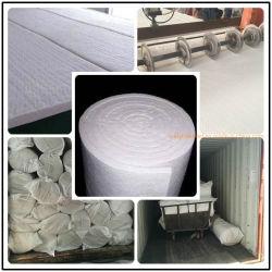 25мм 96кг/м3 до сих пор инфракрасный огнеупорного Ррс Теплоизоляция керамические волокна одеяло для тандур глиняные печи в Волокна шерсти хлопка рулонов