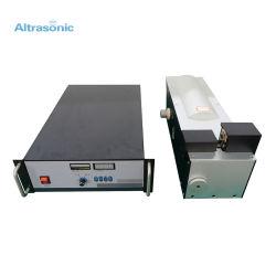 Altrasonic 2021 Nouveau produit pour le cuivre Matériaux en aluminium à ultrasons le faisceau de fils machine à souder Soudage métallique