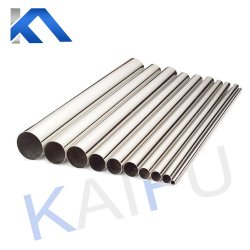 Kaifuの製造業者のプライム記号の品質Inox ASTM A554 201、304の316枚のミラー磨かれた円形の溶接されたシートの管、Ssの管