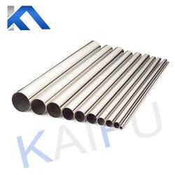 Kaifu Hersteller-Vollkommenheits-Qualität Inox ASTM A554 201, 304, 316 Spiegel-rundes geschweißtes Blatt-Polierrohr, Edelstahl-Rohr /Tube