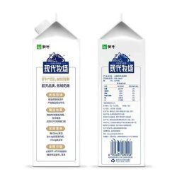 Gable Top Carton Box Food Packaging Packaging Packaging dozen voor sap