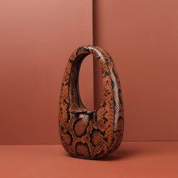 Le GGE6202 mignon sac d'oeufs de serpent de sacs à main bandoulière en cuir de Pattern pour les femmes Sacs à main de luxe personnalisé