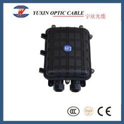 Werksgesundheitswesen-Qualität FTTH 12 24 6 Anschluss-horizontale Faser-optisches Spleißstelle-Schliessen des 48 Kern-1 Eingangs-1