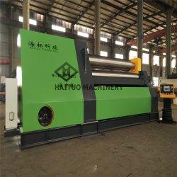 CNC 4 Rolls Plate Rolling machine Buigrollen W12-40*3000