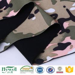 Tarnung Softshell Gewebe für Militärarmee-Winter-Umhüllung
