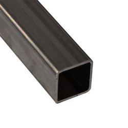 ASTM A500 GR B Fluss-Stahl-perforiertes quadratisches Gefäß Shs Rohr