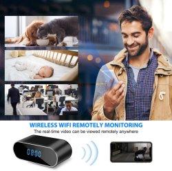 Mini Samrt Digital Despertador câmera /Nanny Cam / Monitor de Pet/ Piscina câmara de segurança