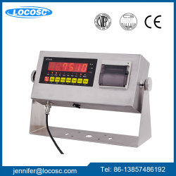 LOCOSC Lp7510p Impresora Digital Indicador de Pesaje