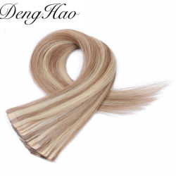 Салон красоты лучшие Denghao заводская цена удлинитель волос для ленточных накопителей
