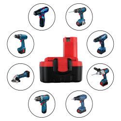 بطارية الثقب المكب لأداة Bosch Power Tool NI-CD 2000 مللي أمبير/ساعة Bat038 Bat040 Bat041 Bat140 Bat159 2 607 335 711