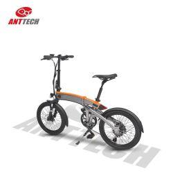 Kestrel высокого качества CE утвердил складные портативные электрический велосипед с дискового тормоза мобильности для скутера