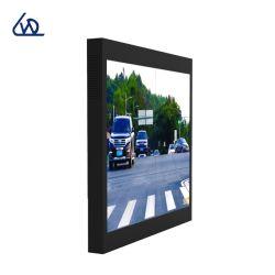 شاشة LCD Digitl Signage خارجية مثبّتة على الحائط بدقة 4K مقاس 43 بوصة 3X2 شاشة تلفزيون متعددة من LG