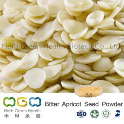 Питание дополнение горький абрикос порошок семян для освобождения от кашля