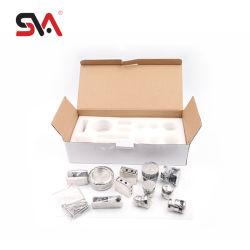 Sva-0001 Hardware van de Deur van het Glas van de Douche SS304/Ss3016 van de Montage van de Badkamers van Guangdong de Glijdende