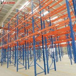 Lager-Speicher-Hochleistungs1 Tonnen-vorgewähltes Ladeplatten-Racking