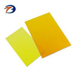 Transmitância elevada Bandpass infravermelhos IV de filtro de cortar os filtros de vidro
