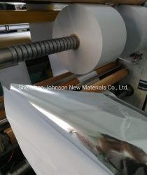 China autoadhesivos de la fábrica de neumáticos de alta fuerte Sticky etiqueta adhesiva de papel de stock