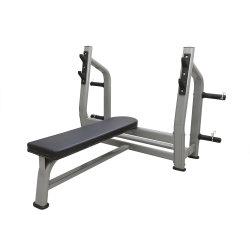 最も標準的な箱または足のトレーニングの体操装置の平らなベンチプレスのホーム体操機械