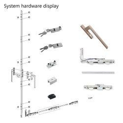 Anheben und Schiebetür-und Fenster-Befestigungsteil-Systems-Zubehör