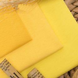 Melange suave de Fio Cinza Tingidos de viscose Viscose Single Jersey calças de licra Piqué Fabric