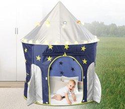 Prince Princess Castle Reproduzir Janela Pop-up tenda Teepee Tenda Kids Bebê Sala de Jogos Kids Princess Reproduzir tenda