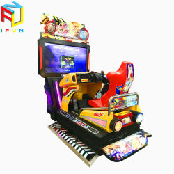 قنطرة مركزيّ سيّارة يتسابق [غم مشن] محرك إلكترونيّة مرئيّة آلة [3د] سماء [ترووبر] 1 لاعب [رس كر]