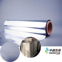 Пэт на основе металлических полиэстер/Pet тепловой ламинирование Silver пленки для ламинирования и стабилизатор поперечной устойчивости2bf2-5