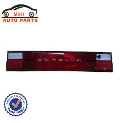 Comercio al por mayor la parte trasera del panel de la licencia para Toyota Corolla AE101 de 1999 piezas de autos