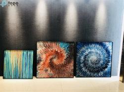 Pittura di vetro impressa Tempered popolare di attaccatura di parete (MR-YB6-2022)
