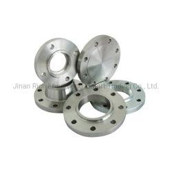 Sans B16,5 Wn aço Duplex 304/F61/F53/F55/2205/2507 /2520/317L /304L, /316, /316L forjadas de aço Flange Soldada