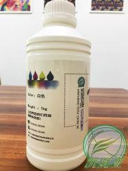Colore di bianco dell'inchiostro del pigmento dell'inchiostro da stampa di Digitahi della tessile