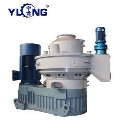 De Ce Goedgekeurde Houten Machine van de Korrel 2.5-3.5t/H met de Verticale Matrijs van de Ring
