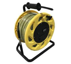 Piézomètre le forage de puits profond Règle le niveau de l'eau mètre de câble de piézomètres compteur DIP avec du son et lumière