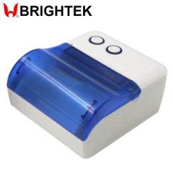 Impressora térmica móvel WH-M11 de 57 mm com interface USB/RS232/Bluetooth para receção Impressão de faturação de códigos de barras