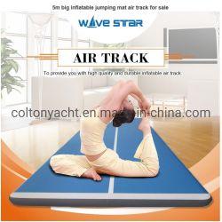 Vía aérea al por mayor, la gimnasia vía aérea y de aire inflables Tumble vía