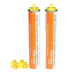 Ячейки для подачи топливного газа Nailers кадрирования для конкретных лак для ногтей смазочного шприца