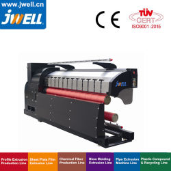 Jwell - آلية نايلون الحيوانات الأليفة وماكينات توزيع PP BCF لصنع كل أنواع من يرن السجاد