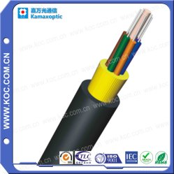 câble fibre optique 6f militaire pour le service terrain II Koc