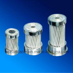 Les frais généraux conducteurs multibrins nue en aluminium renforcé en acier ACSR Conductor