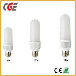 屋内使用6With12With18W LEDの球根照明LED軽いLED球根のディストリビューターのためのE27/B22 LEDの球根